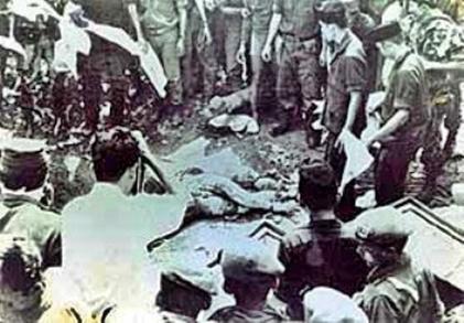 Ilustrasi: Pembantaian PKI [Kredit Foto: Adam Sandro]