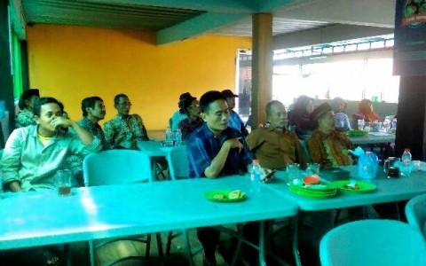 YPKP'65 Cabang Pemalang tengah menggelar silaturahmi Sosialisasi putusan IPT'65 [Foto: ypkp.doc]