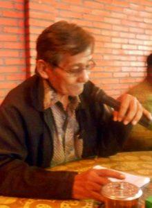 EDDY SUGIANTO: Sekretaris YPKP'65 Pusat, Eddy Sugianto tengah memberikan pembekalan kepada seluruh peserta pertemuan [Foto: Humas YPKP'65-Doc]