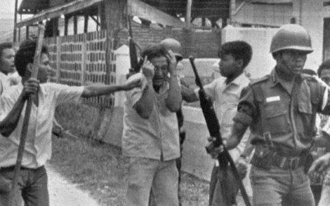 Ilustrasi peristiwa 1965-1966. [Foto:Istimewa]