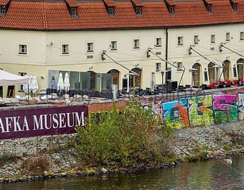 illustrasi: Museum Franz Kafka di Prague [Foto: Alamy]