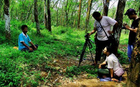 CLC Purbalingga, AJI Kota Purwokerto, StaM membuat film dokumenter kuburan massal Singaranting dan perampasan tanah di Cilacap.