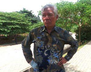 Bejo Untung, Ketua YPKP 65 Foto: Isfari Hikmat/detikX