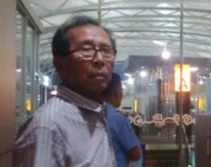 Tom Iljas, eksil berkewarganegaraan Swedia  Foto: dok. LBH Padang