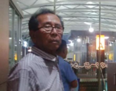 Tom Iljas, eksil berkewarganegaraan Swedia  [Foto: dok. LBH Padang]