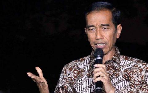 Presiden Jokowi. ©Setpres RI/Cahyo