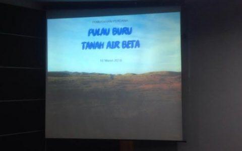 Pemutaran film Pulau Buru di Komnas HAM. ©2016 Merdeka.com/Anisyah