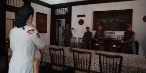 Suasana diorama di museum Ahmad Yani (c) 2016 Merdeka.com