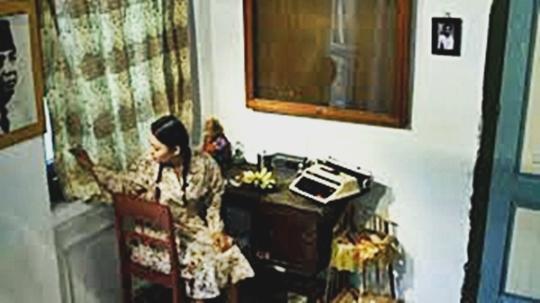 "illustrasi: foto ""ingatan sunyi"" [ist]"