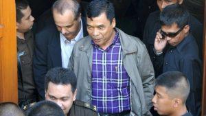 AFP/GETTY IMAGES Mayjen (Purn) Muchdi PR divonis bebas dalam sidang kematian Munir. Kasus itu hanya menjerat eks pilot Garuda Indonesia, Pollycarpus.