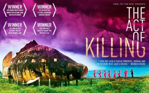 Film The Act of Killing (Foto: Flickr/@theglobalpanorama)