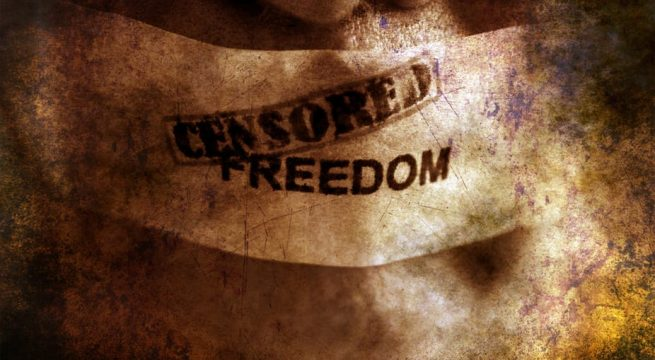 Pengepungan kantor LBH Jakarta merupakan persoalan yang sangat serius terkait dengan pelanggaran atas hak atas kebebasan berkumpul, mengemukakan pendapat dan berekspresi. www.shutterstock.com
