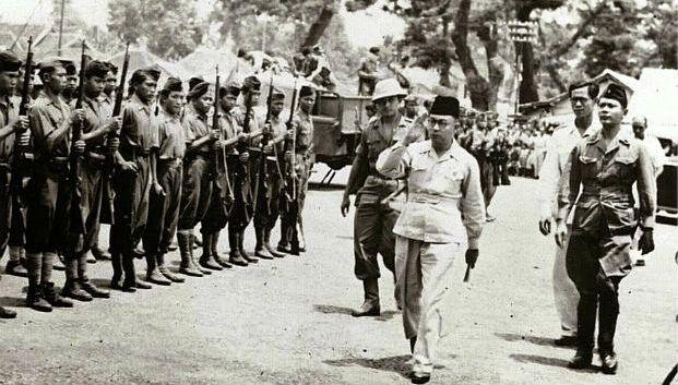 Hatta dalam pusaran Peristiwa Madiun pada 1948