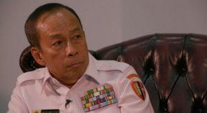 Gubernur Lemhanas Letjen (Purn) Agus Widjojo menuturkan masyarakat Indonesia belum siap melakukan rekonsiliasi terkait peristiwa 1965. [BBC INDONESIA HARYO WIRAWAN]