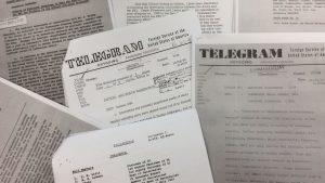 Sejumlah dokumen diplomatik Amerika Serikat periode 1964-1968 (BBC/TITO SIANIPAR)