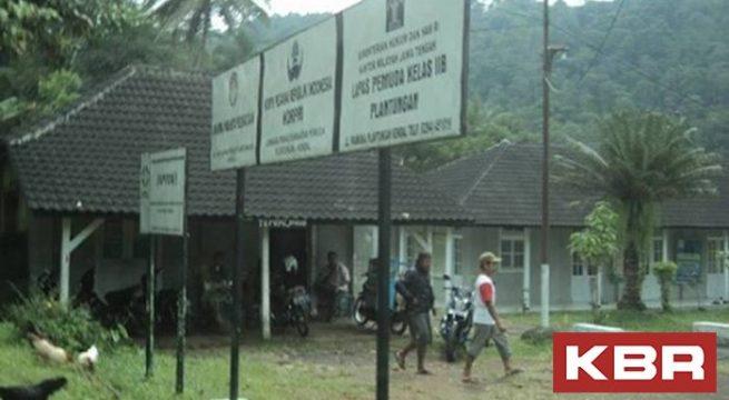 Kamp Plantungan yang kini menjadi Lembaga Pemasyarakatan (LP) Pemuda 2B.
