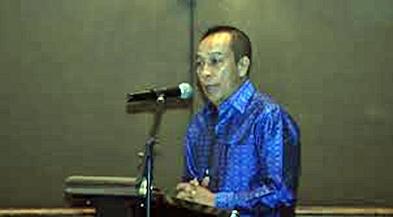 Gubernur Lemhanas Letjen TNI (Purn.) Agus Widjojo. Foto: Nugroho Sejati/Historia.