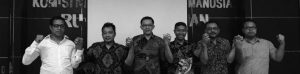 Aktivis 1998 dan Komisioner Komnas HAM {Foto: Keadilan]