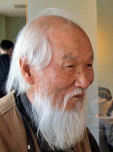 KIM MYUNG-SIK: Penyair Korea Selatan Kim Myung-Sik berpartisipasi dalam Konferensi Internasional memperingati pembasmian massal penduduk Pulau Jeju di Semenanjung Korea [Foto: Humas YPKP 65]