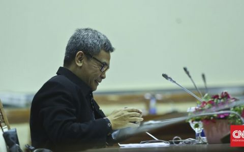 Juru Bicara Presiden Johan Budi. (Foto: Adhi Wicaksono)