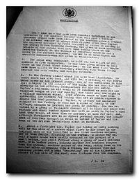 Dokumen rahasia yang membeberkan pembantaian tahun 1965.