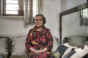Ia dipenjara selama enam tahun di LP Bukit Duri. Nani adalah penari yang juga bisa menyanyi di Istana Kepresidenan Cipanas yang terletak di Kabupaten Cianjur, Jawa Barat. Ia ditangkap atas tuduhan ikut menari-nari di Lubang Buaya pada malam 30 September 1965 - Rosa Panggabean