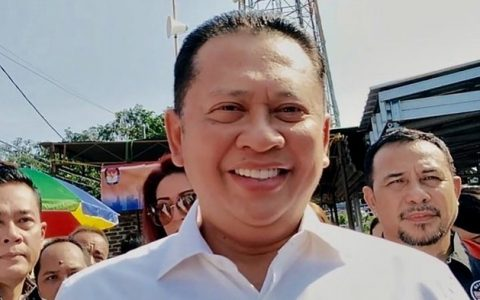 Ketua DPR RI Bambang Soesatyo. ANTARA/Wuryanti Puspitasari