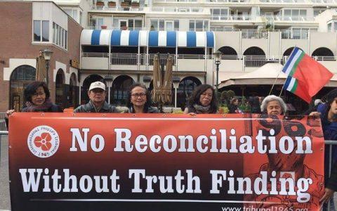 Rekonsiliasi tanpa pengungkapan kebenaran; sama saja omong kosong [Foto: Rappler-ist]