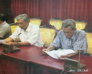 Bedjo Untung, Ketua YPKP'65