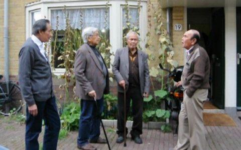 Illustrasi: Para Eksil di Belanda [Foto: BBC]