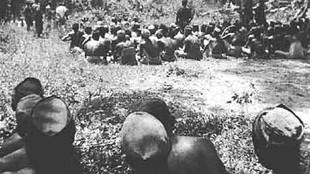 Arsip foto pembantaian di Rawagede ©www.kennislink.nl