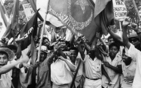 Komnas HAM menemukan bukti permulaan pelanggaran HAM di sejumlah kasus, seperti peristiwa 1965 dan Talangsari di Lampung. Foto: GETTY IMAGES
