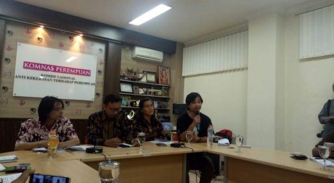 Konpers soal kasus YLBHI (Foto: Aria Pradana/kumparan)