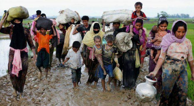 ROHINGYA: Gelombang pengungsi Rohingya, ekses krisis kemanusiaan di negeri Juncta [Net]