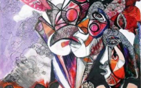 Ziarah Kepayang ilustrasi K Nawasanga | Kompas