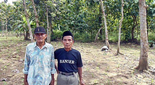 Sumardi, aktivis Banser GP Ansor Purwodadi [Foto: BU]