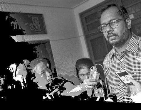 Haris Azhar [Foto: Keadilan]