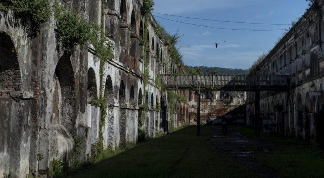 Pendem Ambarawa Fortress  Rosa Panggabean