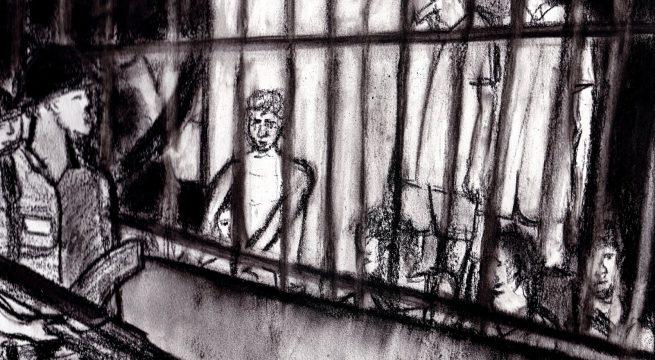 Ilustrasi pembantaian 1965 (Andreas Iswinarto)