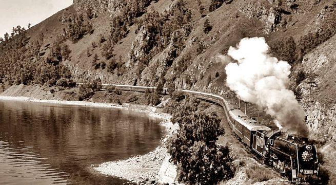 TSR: Trans-Siberian Railway  [Photo Credit: Smithsonian Journey]